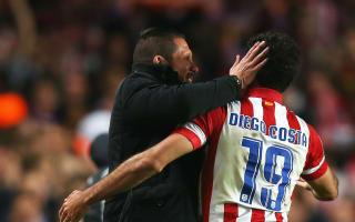 Costa was Atleti's Messi - Simeone explains 2014 Champions League call