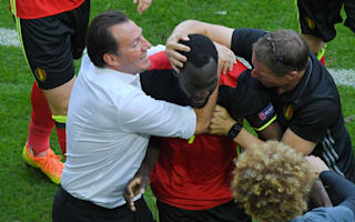 Wilmots: Only death can affect me