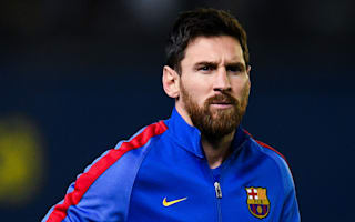 No nerves about Messi contract - Bartomeu
