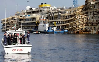 New pictures reveal Costa Concordia wreck two years after sinking