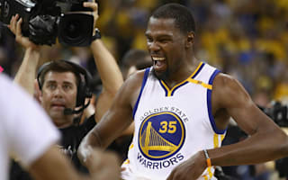 Kevin Durant named NBA Finals MVP in first championship run