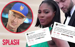 McEnroe refuses to apologise for Serena Williams comments