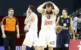 Real's Euroleague defence ended by Fener, Diamantidis bows out with Laboral loss