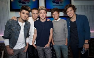 One Direction join Heat rich list