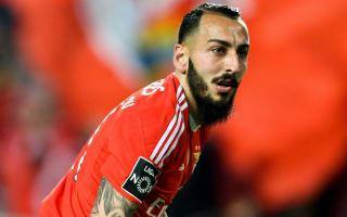 Mitroglu makes permanent Benfica switch