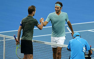 Federer recovers from Zverev setback by hammering Gasquet