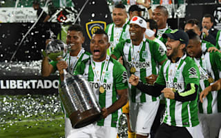 Copa Libertadores success 'a dream' for Borja