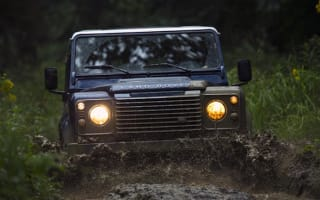 Land Rover under fire over Snowdonia photo shoot