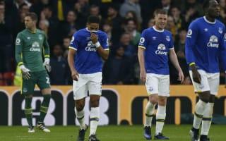 Too passive and too reactive - Koeman slams Everton after Watford defeat