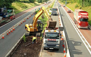 UK motorway roadworks could be reduced to ease motorist stress