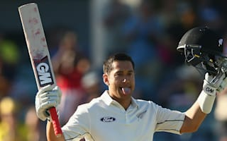 Taylor and Watling score centuries as Black Caps dominate
