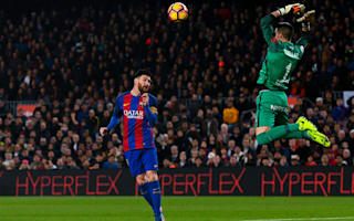 Barcelona 6 Sporting Gijon 1: Home comforts back in style for Catalans