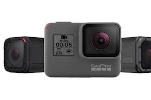 Las nuevas GoPro HERO5 resisten el agua y se conectan a la nube