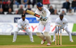Fine fielding from Sri Lanka limits England control