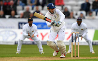 Fine fielding from Sri Lanka limits England control