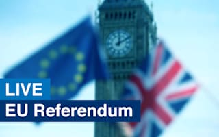 Remain or leave? The results live