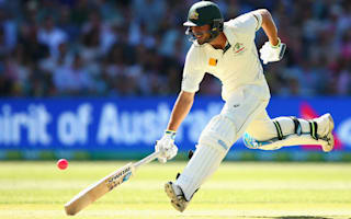Burns comfortable as Australia opener