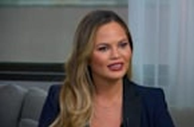 EXCLUSIVE: Chrissy Teigen Sounds Off on 'Silly' Social Media Criticism