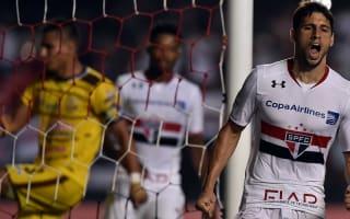 Copa Libertadores Review: Sao Paulo win big, Huracan seal vital victory
