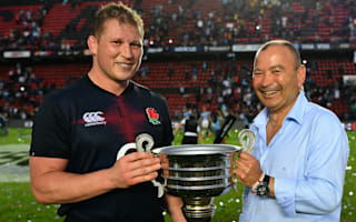 Jones excited by England's potential after Argentina whitewash