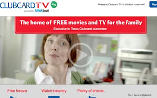 Tesco launches free Clubcard TV: what's the catch?