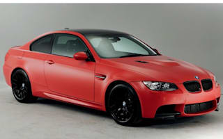 Rare BMW M3 and M5 Performance Editions unveiled