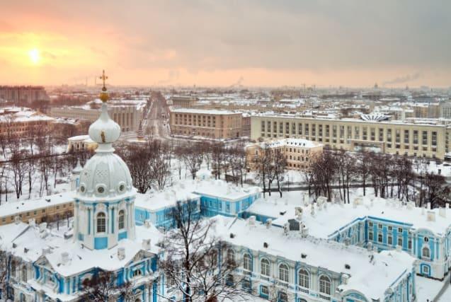Wonderfully wintery city breaks