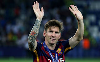Barcelona rest Messi against Villanovense