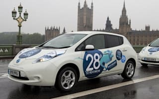 Free Nissan cabs in London