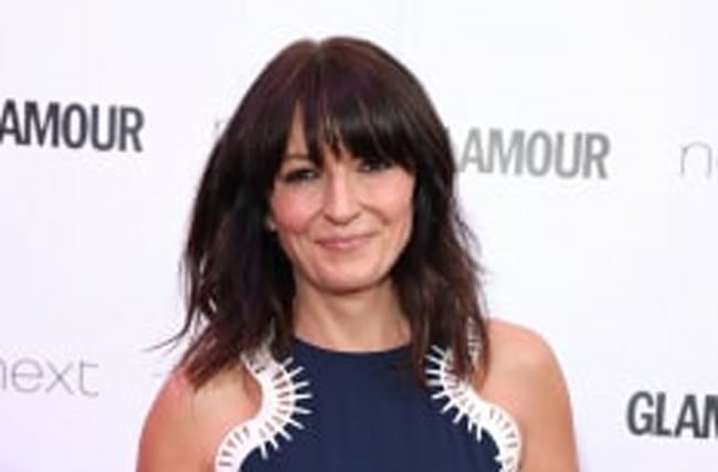 Davina McCall dances in bikini in funny holiday video