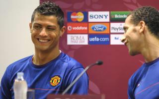 Mocked over training video, buff Ferdinand responds to Ronaldo
