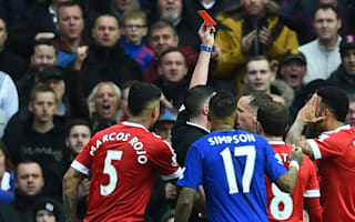 Van Gaal calls for video referees after Drinkwater decision