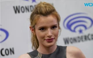 Former Disney star Bella Thorne reveals she is bisexual