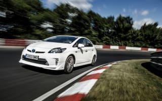Toyota Prius sets new Nurburgring record