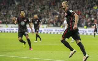 Eintracht Frankfurt 1 Nurnberg 1: Gacinovic strike keeps Bundesliga play-off finely poised