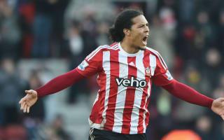 Van Dijk signs new six-year Southampton deal