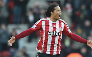 Van Dijk signs new six-year Southampton deal
