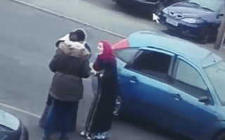 Woman robbed as thieves in car pretend to ask for directions