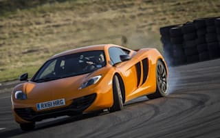 Video first drive: McLaren MP4-12C