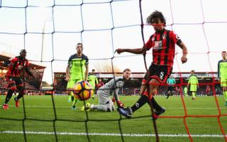 Bournemouth hero Ake hails incredible comeback win over Liverpool