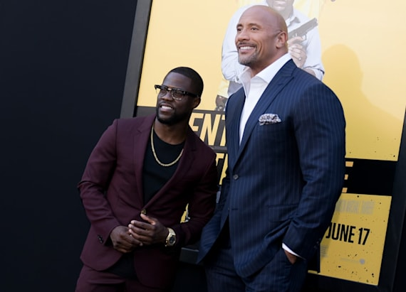 'Central Intelligence' wins big at global box office