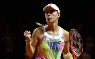 Kerber books Stuttgart final date with Siegemund