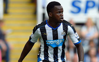 Tiote leaves Newcastle for China's second tier