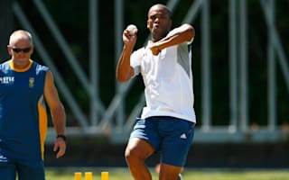Philander blow for Proteas