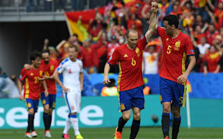 Spain much more than Iniesta - Del Bosque