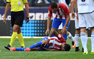 Atletico Madrid's Gimenez and Augusto doubts for Bayern Munich clash