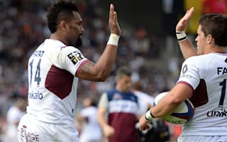 Bordeaux batter Brive to clinch Champions Cup berth