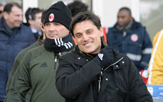 Montella gets backing from new AC Milan owners