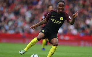 Sterling 'feels the love' at City - Guardiola