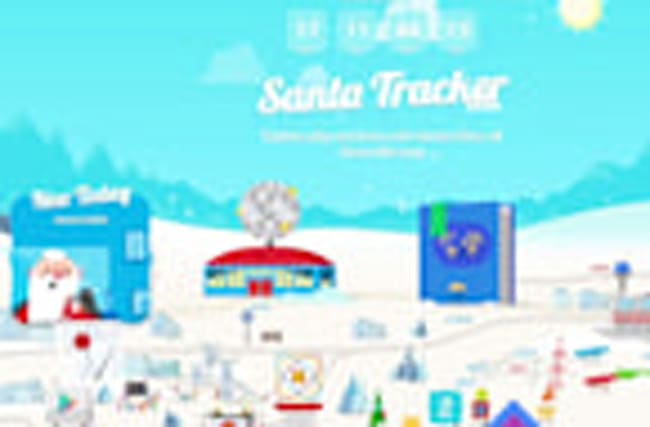 Google Launches Annual Santa Tracker Website